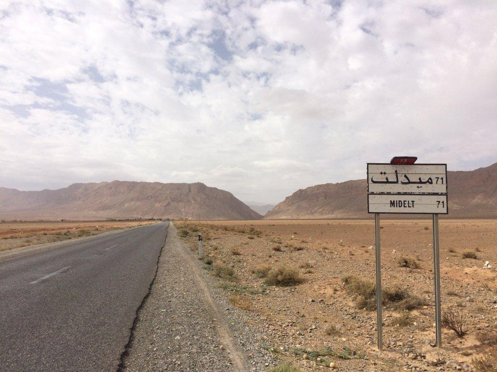 Driving from Fes to Merzouga in Morocco by Car