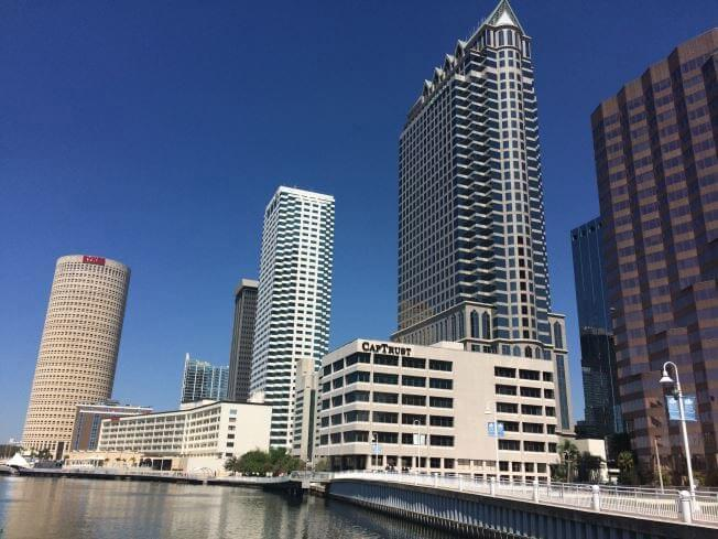 tampa river walk