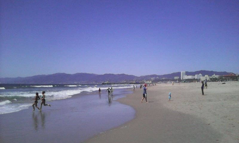 Santa Monica Walk